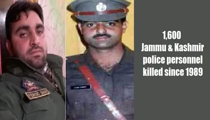 Terrorists trust local recruits Jammu Kashmir Police
