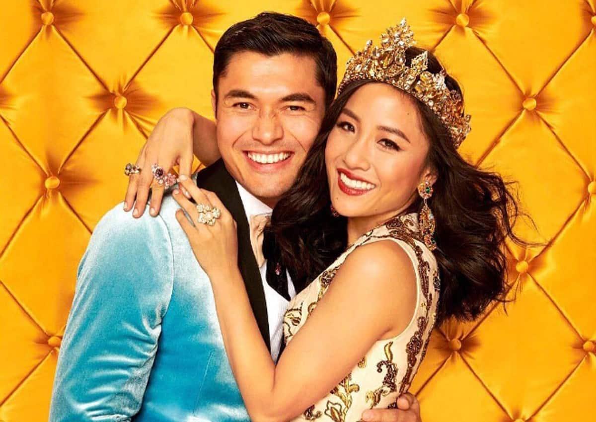 With minuscule drop, 'Crazy Rich Asians' is No. 1 again