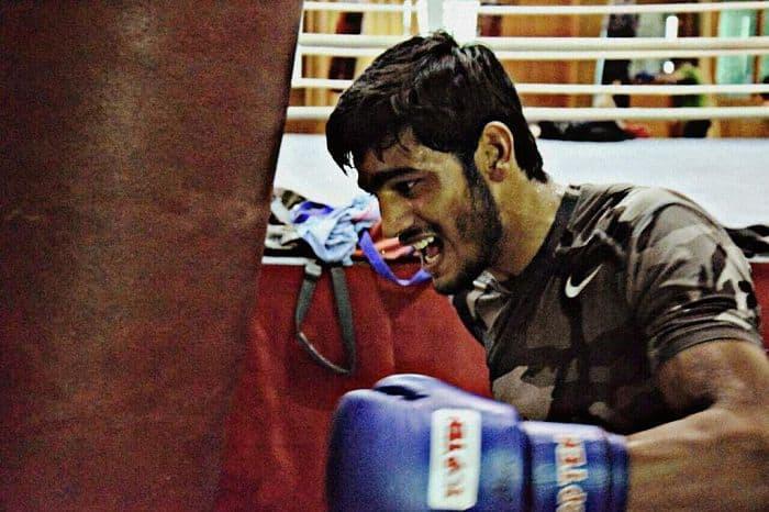 Asian Games 2018 World Youth Boxing Ankit Khatana India ASIAD