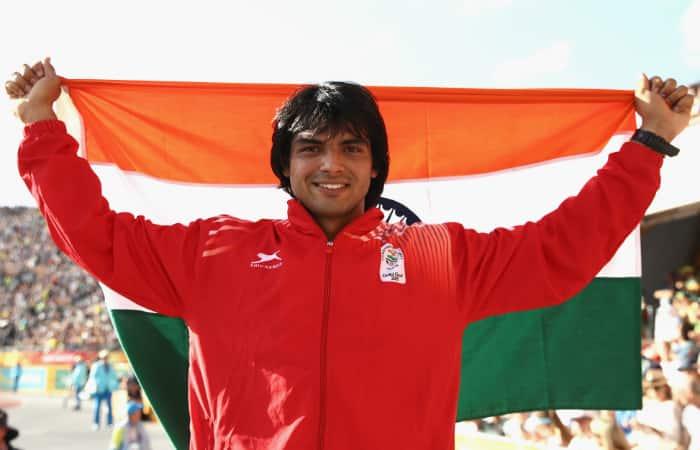 Asian Games 2018 Neeraj Chopra javelin gold India 8th gold Jakarta