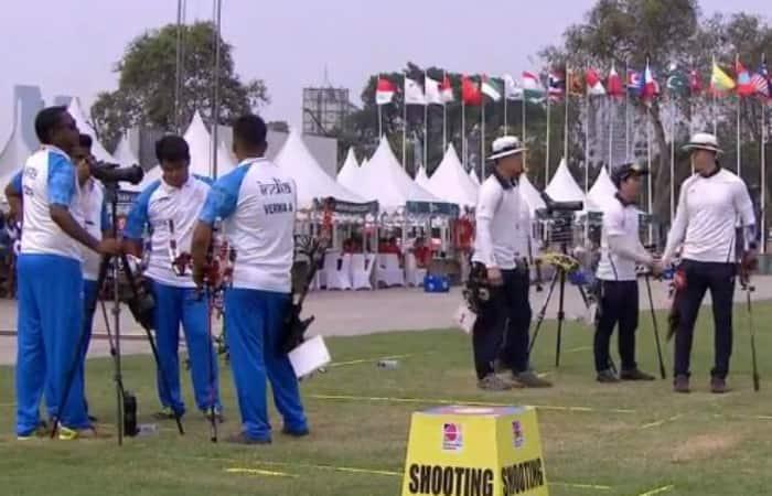Compound archery coach Teja Resigns after Dronacharya Snub