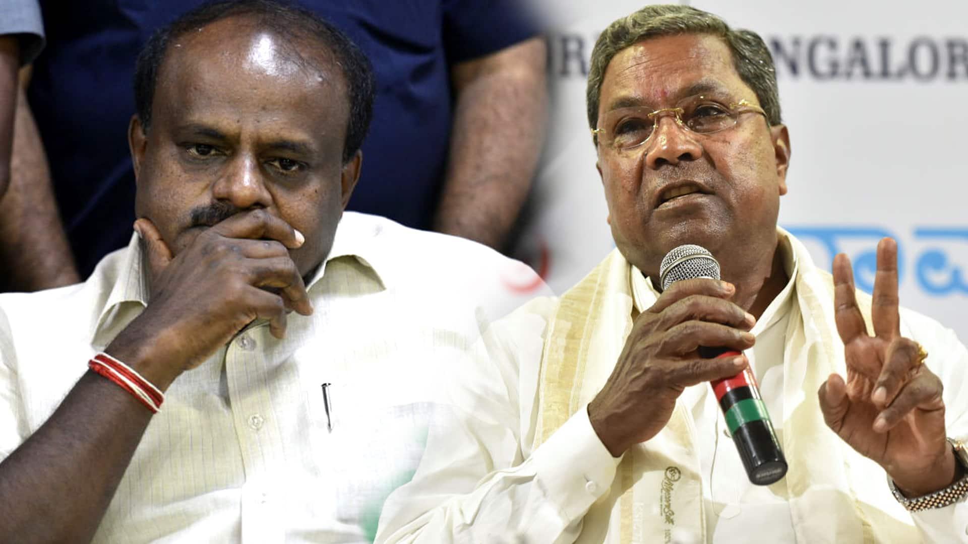 Loksabha Elections 2019 JDS Congress Alliance May Loss 6 Constituency in Karnataka