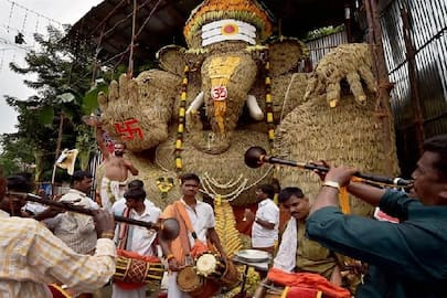 Ganesha Chaturthi tomorrow: Do you know that not only Murugan but also Ganesha has a sacrificial house?