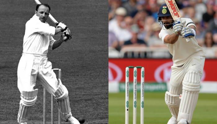 India vs England Virat Kohli Don Bradman Joe Root R Ashwin test cricket