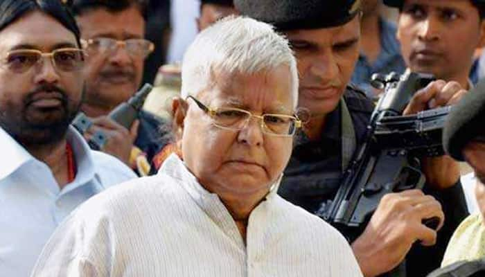Do not let illusion of illness, Laloo be hanged again