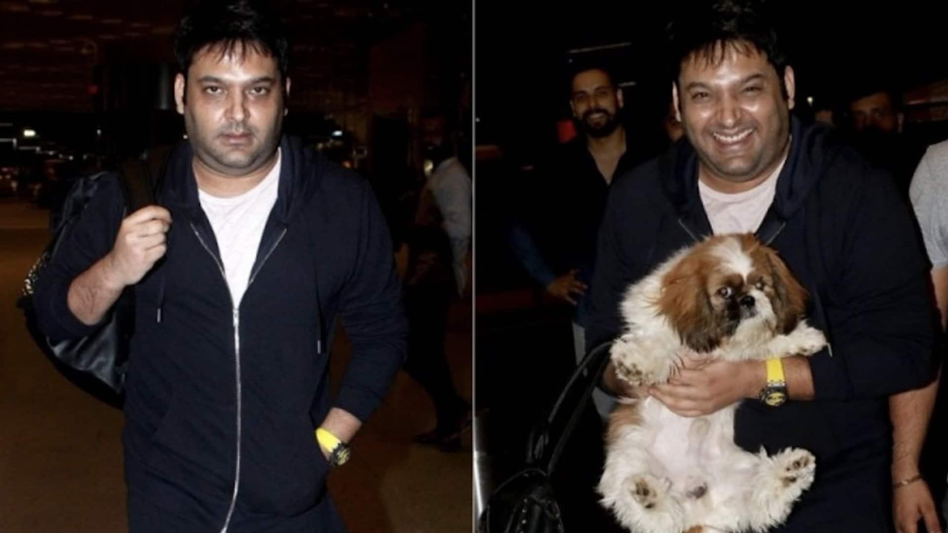 Kapil Sharma recovering all set to make a comeback with The Kapil Sharma Show