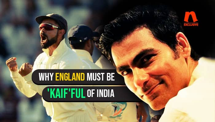 India vs England 2018 Mohammad Kaif bold prediction Southampton Test