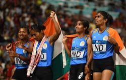 Indian in Relay