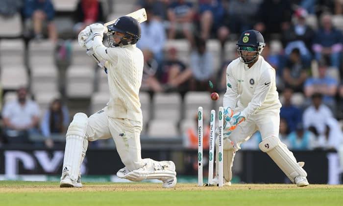 India vs England Live Cricket Score Sam Curran Kohli 4th Test Southampton
