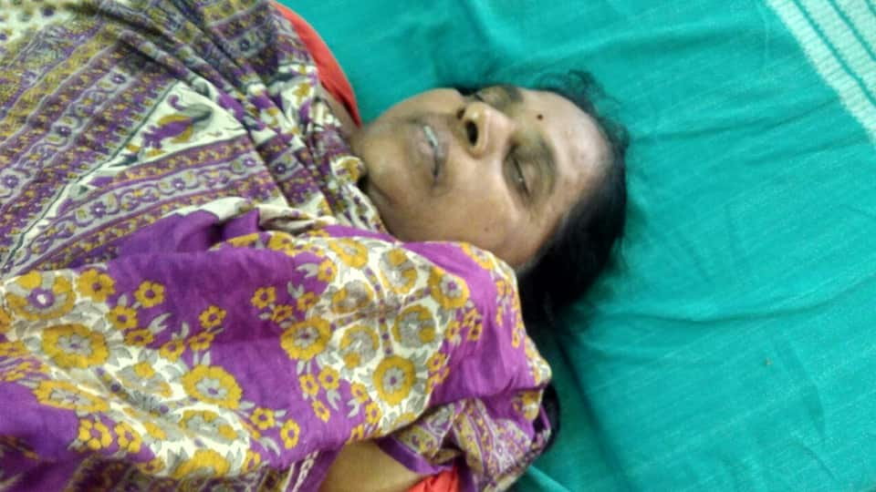 Woman dies while casting her vote in Karnataka Local Body Elections