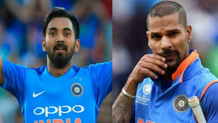Fans wants Shikhar Dhawan to Open India in T20 World Cup Instead of KL Rahul