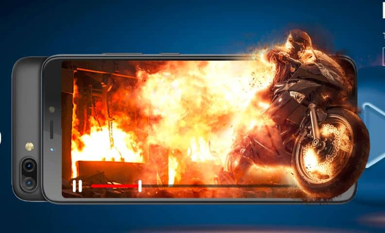 Infinix mobile luanched new infinix note 5