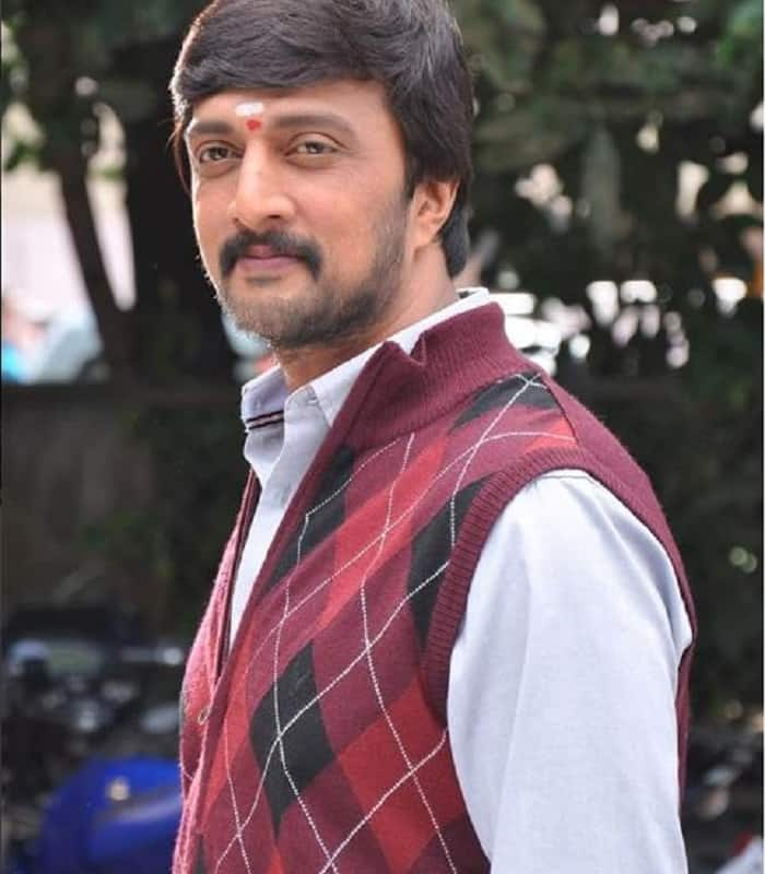 Ram Gopal Varma's Phoonk (2008) marked Sudeep's debut in Bollywood. The fact that Varma is a South Indian made Sudeep comfortable on sets