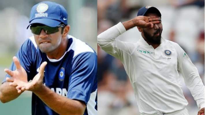 Kl Rahul surpass rahul dravid most catch record in a test series