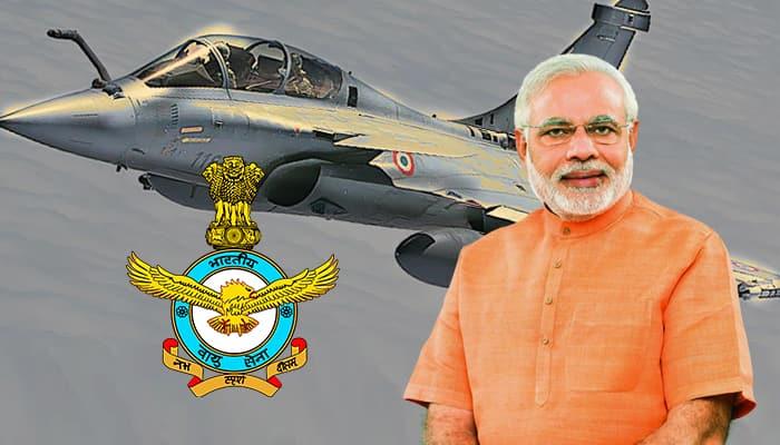 PM Modi Rafale deal is cheaper than Congress  previous negotiations CAG report