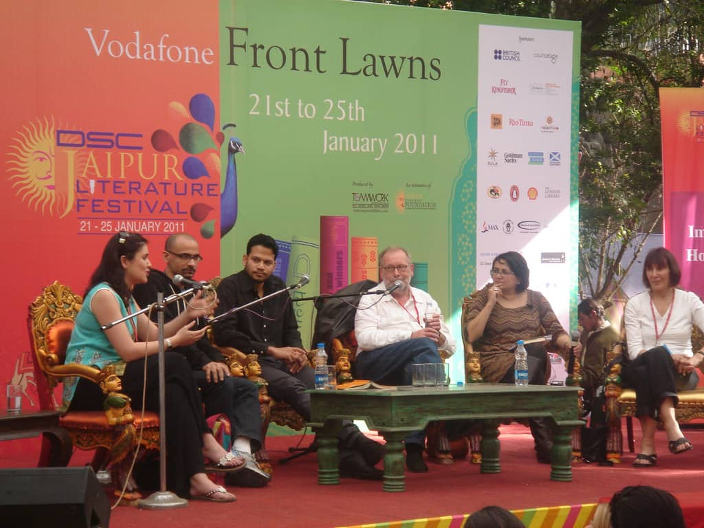 Jaipur Literature Festival goes global, to be held in the US next month