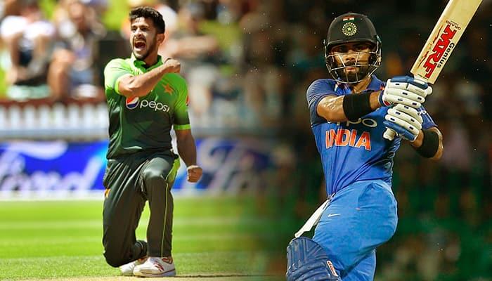 Asia Cup 2018 India Pakistan Hasan Ali Virat Kohli yo-yo test Cricket