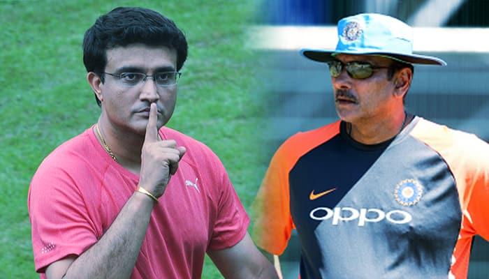 Asia Cup 2018 India vs Afghanistan Sourav Ganguly Ravi Shastri Cricket
