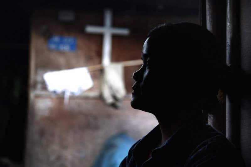 Myanmar woman escapes China captivity kidnapped trafficking raped