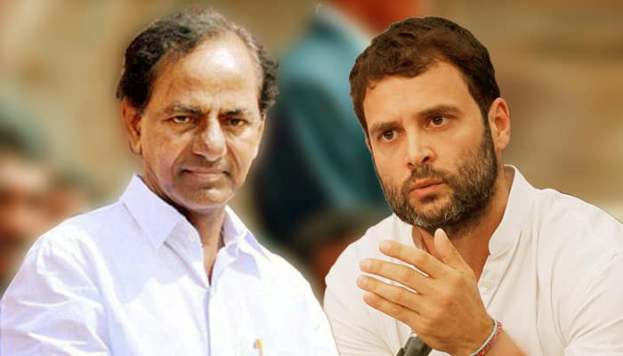'Rahul Gandhi', the country's tallest man, K. Chandrasekhar Rao
