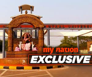 Utkal University's Saraswati idol row: MyNation separates facts from fiction