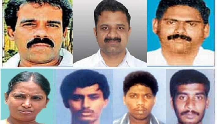 Why delay the release of 7 persons ..?