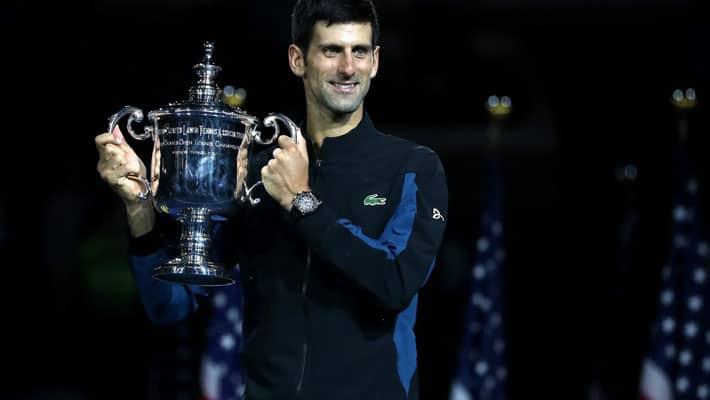 US Open 2018 Novak Djokovic wins third title Pete Sampras 14 grand slams