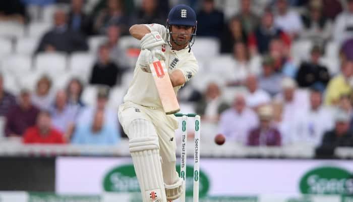 India vs England Alastair Cook Ravindra Jadeja Hanuma Vihari 5th Test