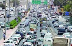 Saudi Traffic
