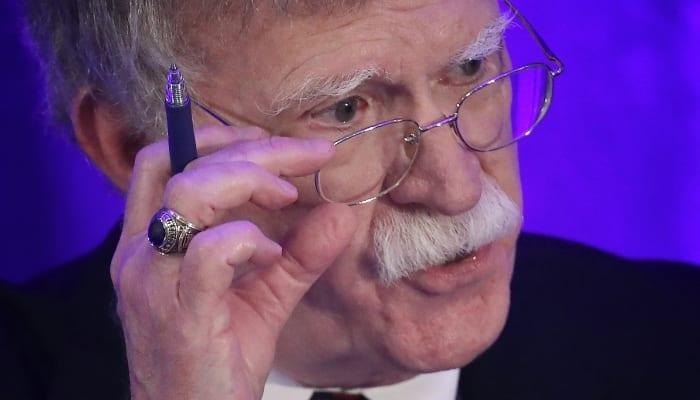Pakistan USA Trump National Security Advisor terrorism war John Bolton