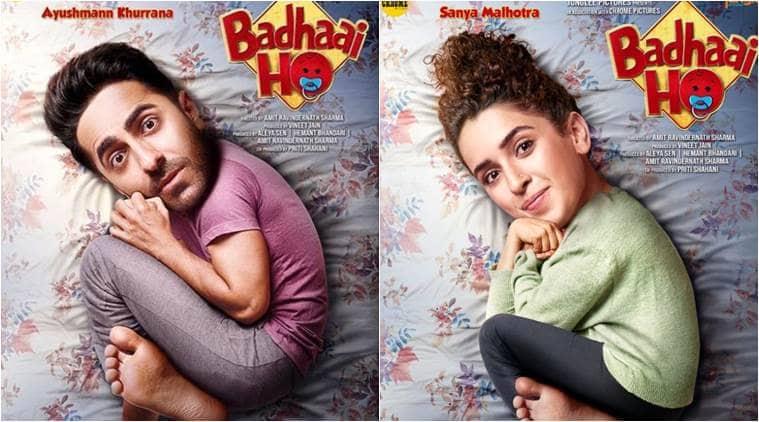 ayushman khurana film bdhai ho trailer launched