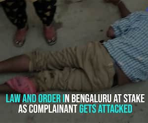Bengaluru: Out on bail, Gaanja peddlers beat up the complainant