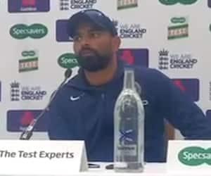 India vs England 2018 Mohammed Shami reveals sad moment England tour