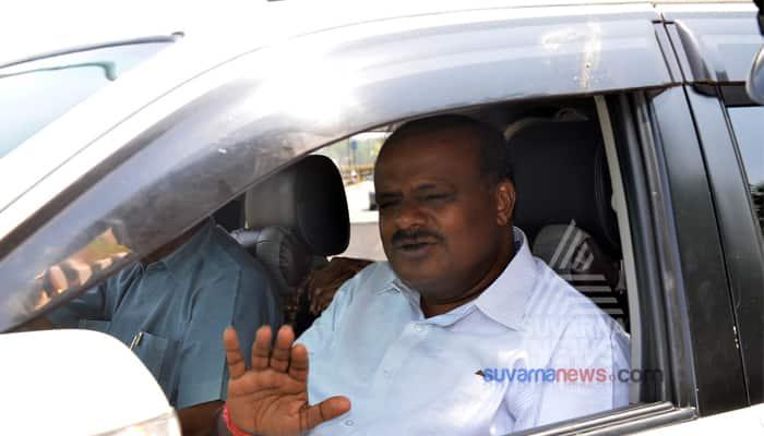 How Kumaraswamy violates law throwing his weight around