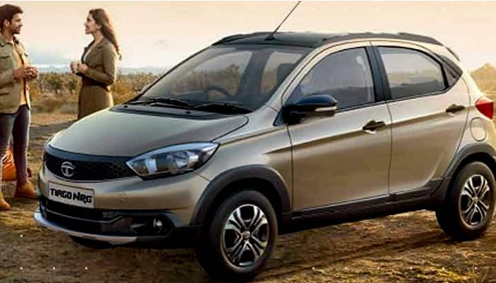 Tata Motors launches Tiago NRG in Nepal Market
