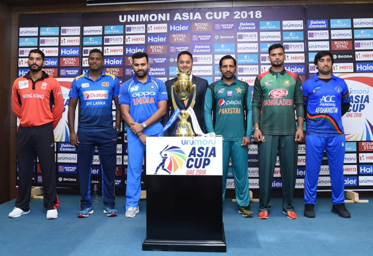 Asia Cup 2018 6 teams ready take challenge