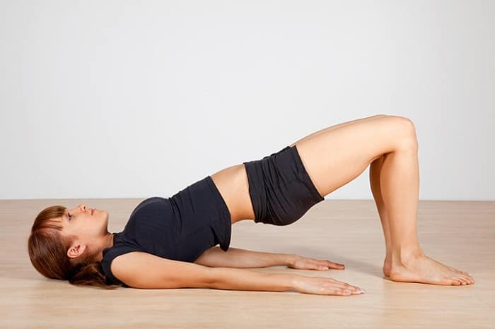 Kegel exercise to keep pelvic lower muscles strong