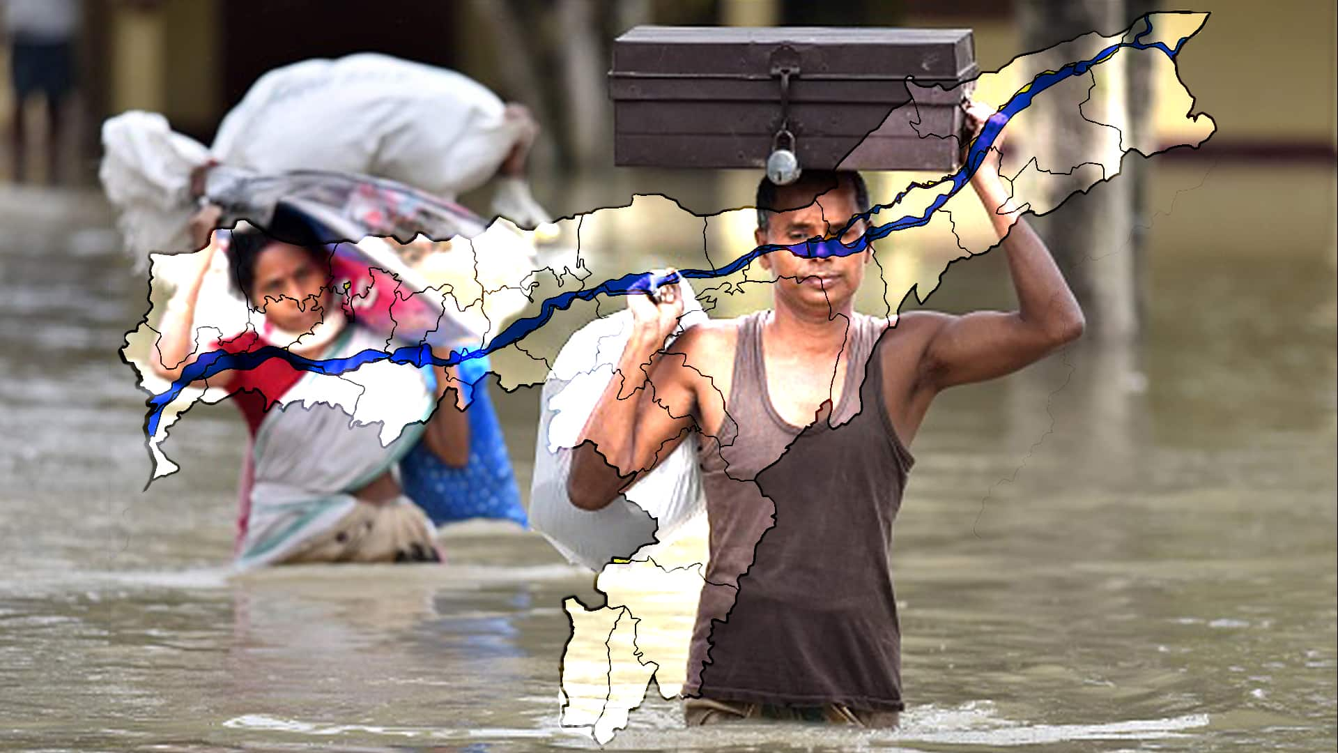 Meghalaya chief minister seeks central assistance to tackle flash flood menace