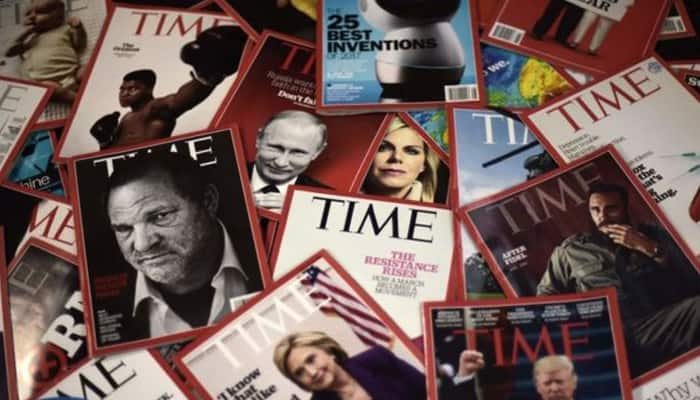 Time magazine sold to tech billionaire Marc Benioff for $190 mn