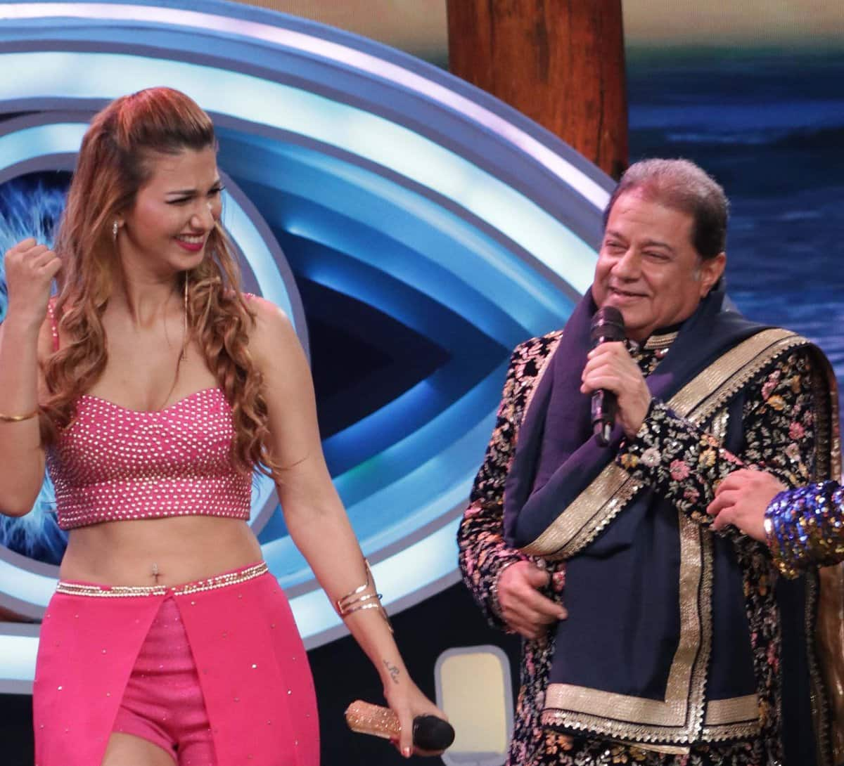 Bigg Boss 12: Anup Jalota accused of sexual exploitation, model files case