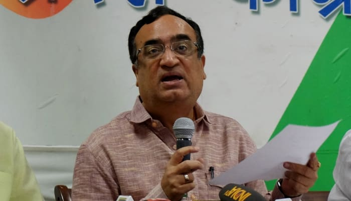 Ajay Maken resigns as Delhi Congress chief: All you need to know about the former union minister.