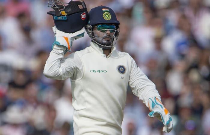 India Australia Tests Rishabh Pant Wriddhiman Saha Ravi Shastri