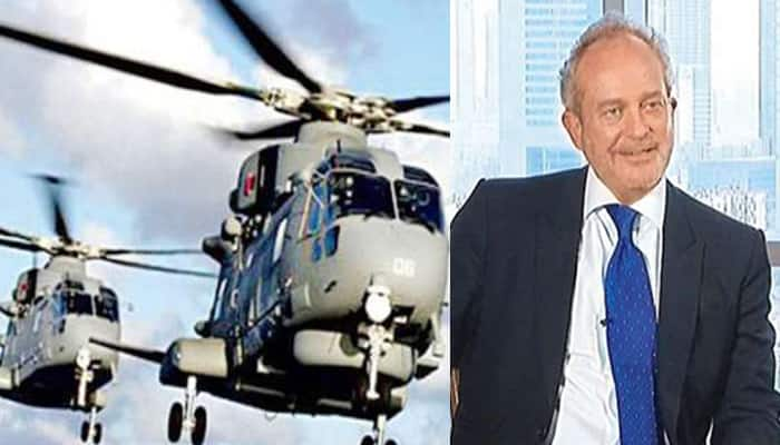 AgustaWestland scam Christian Michel CBI Congress diary