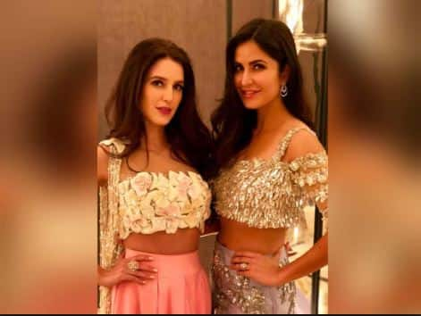 katrina's sister isabel ready to take entry in bollywood