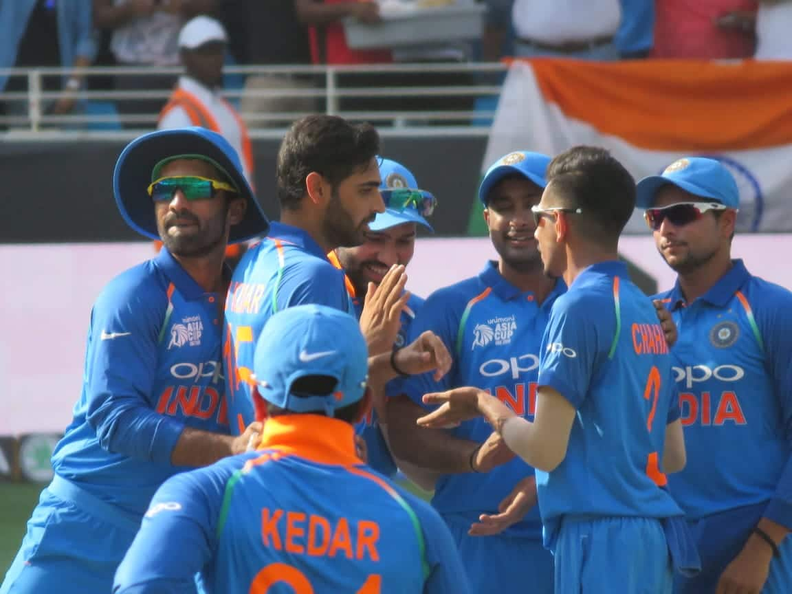 Asia cup 2018 Pakistan Lose quick Wickets against India