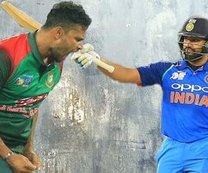 asia cup final team india bangladesh rohit sharma Mashrafe Mortaza