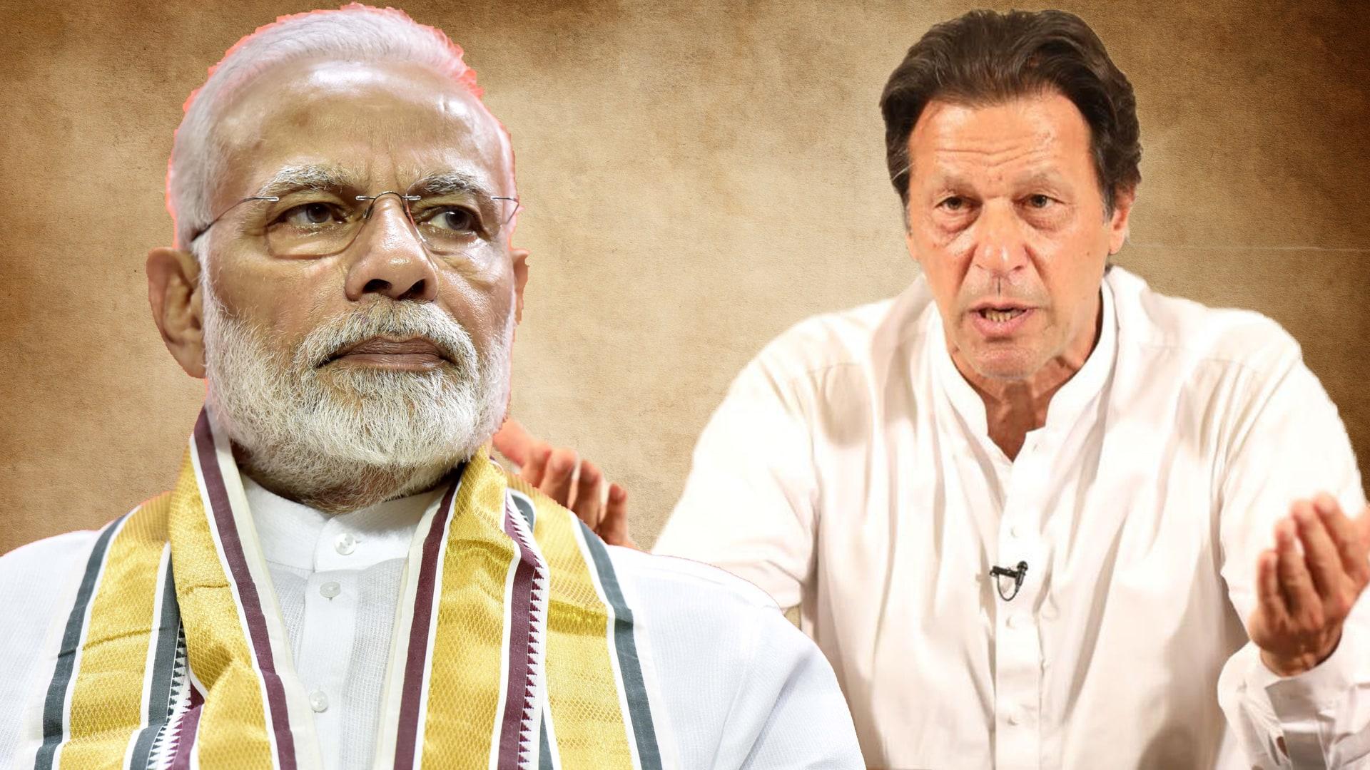 Imran letter to PM Modi says Pakistan remain ready to discuss terrorism