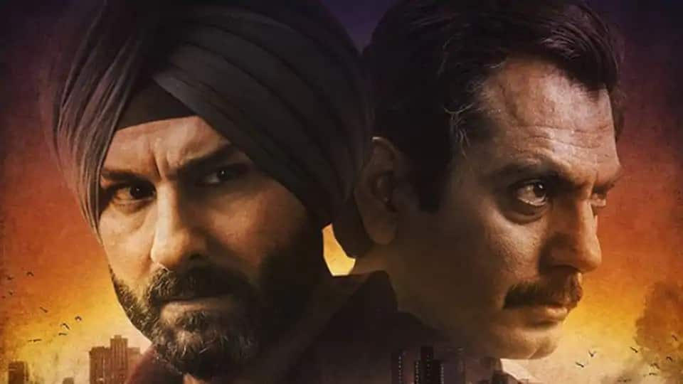 Netflix confirms Sacred Games 2 to premiere on August 15