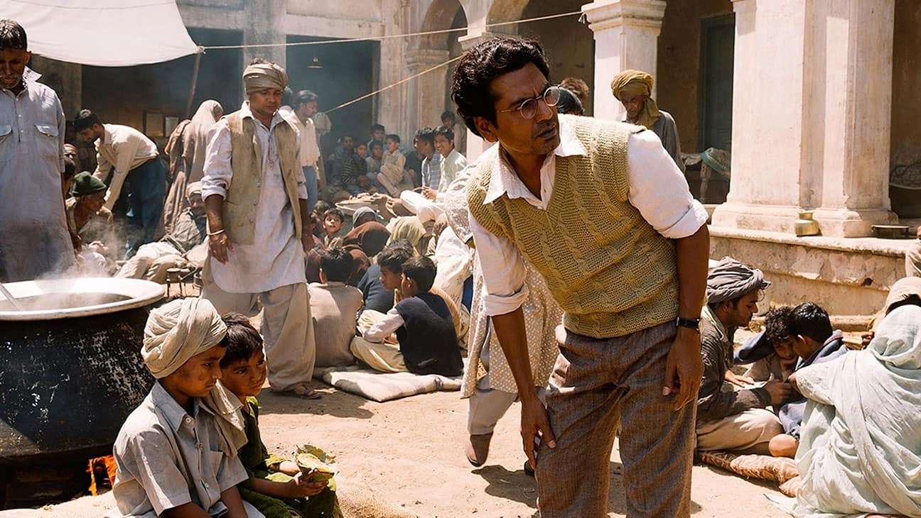 pakistan did not give permission to release MANTO in pakistan