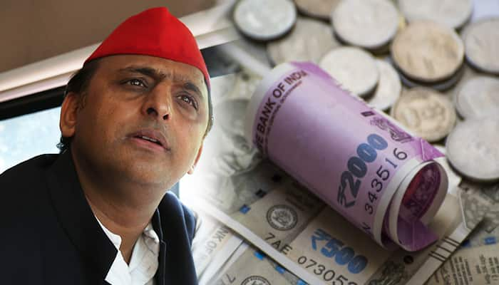 Akhilesh Yadav's duration was 97 thousand crore scam, disclosed in CAG report